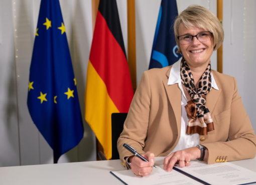 Bundesministerin Anja Karliczek