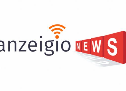 anzeigio NEWS