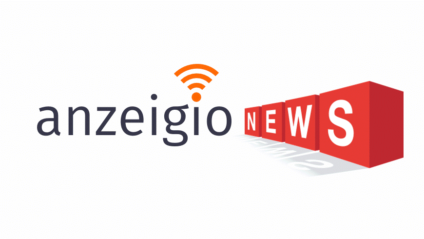 anzeigio NEWS