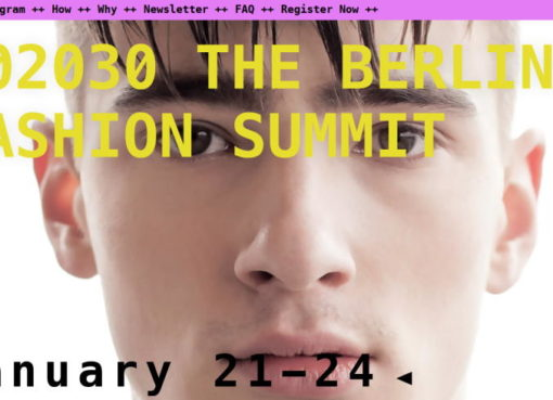 202030 The Berlin Fashion Summit