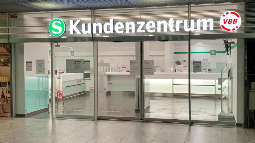 Kundenzentrum am Ostbahnhof