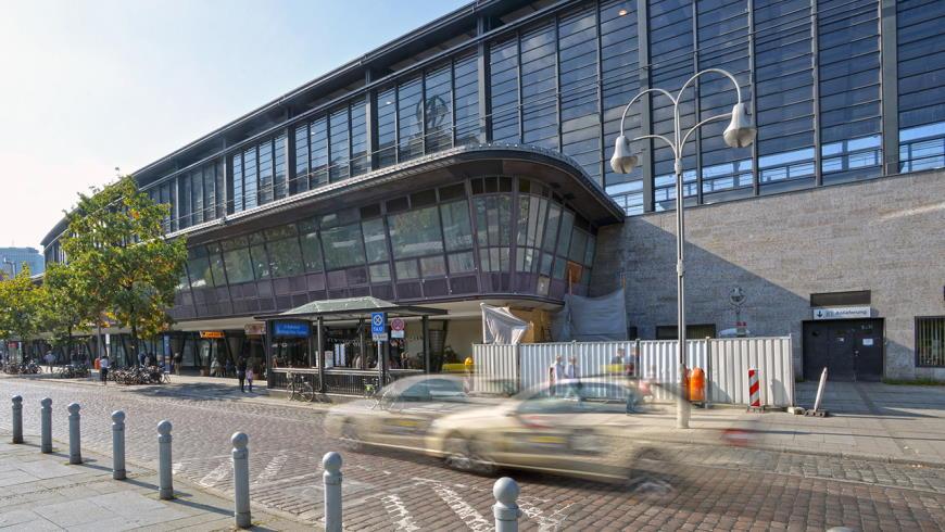 Bahnhof Berlin Zoologischer Garten
