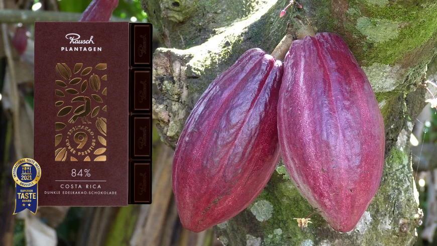 Rausch Plantagen-Schokoladen
