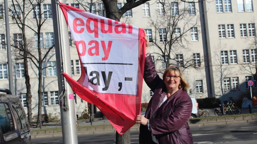 Equal Pay Day 10. März 2021