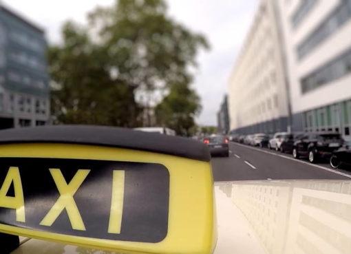 Taxi gegen Uber & Co