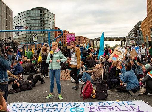 Demo Berlin