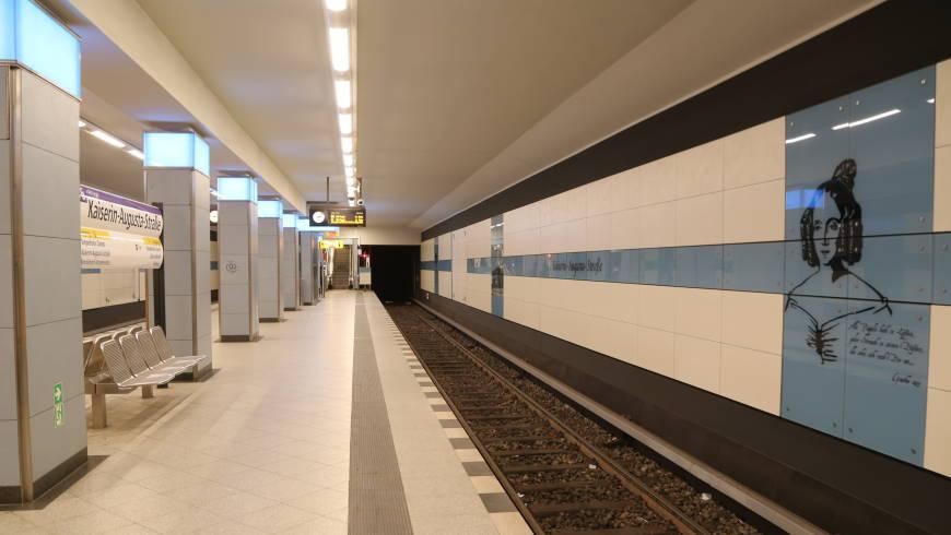 U-Bahnhof Kaiserin-Augusta-Straße