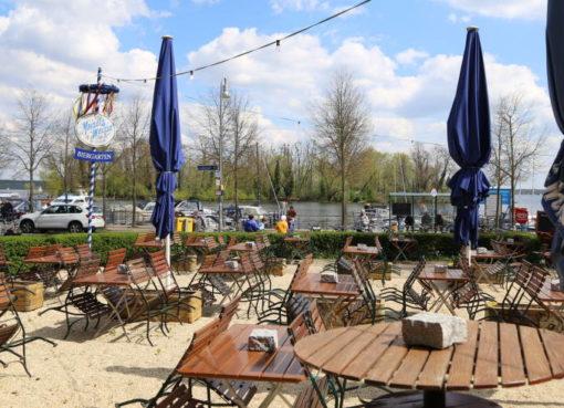 Biergarten am Kladower Hafen