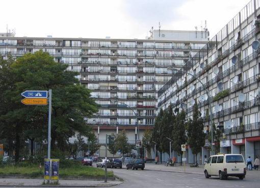Sozialpalast Pallasstarße
