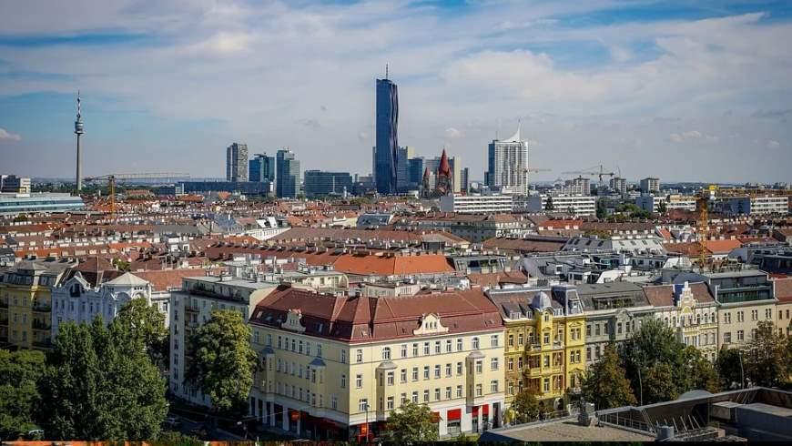 Wien - Skyline