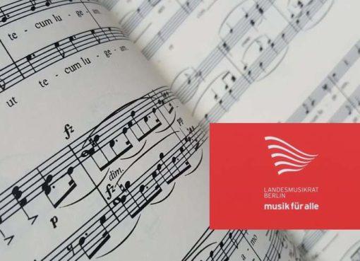Landesmusikrat Berlin musik für alle