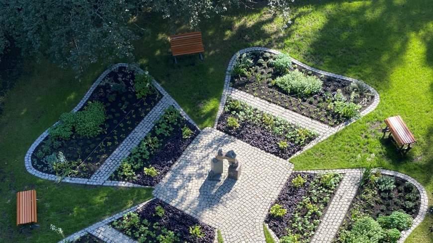 Friedhof Eythstraße: Begräbnisstätte für Sternenkinder