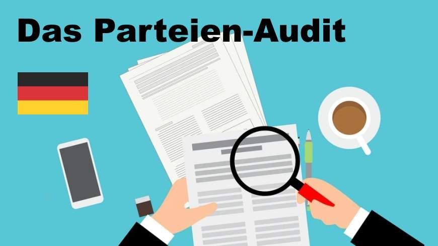 Das Parteien-Audit: wie verfassungskonform, rechtskonform und zukunftssicher sind Parteien in Deutschland aufgestellt? - Foto: Pixabay