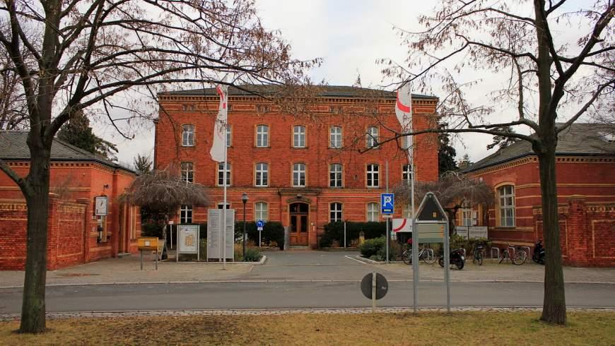 Vivantes Wenckebach-Klinikum in Berlin-Tempelhof